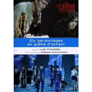 Six personnages en quête d'auteur - Mise en scène Stephane Braunschw