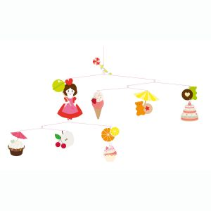 Little Big Room by Djeco Mobile Gourmandises