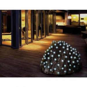 Polarlite PNL-01-002 - Filet de lumière pour l'extérieur 230 V/50 Hz LED blanc froid (300 x 200 cm)