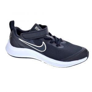 Nike Star Runner 3 Baskets Garçon Noir