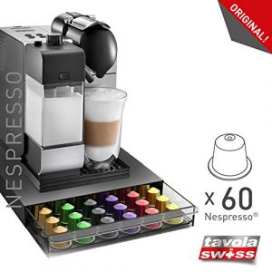 distributeur capsules nespresso comparer 60 offres. Black Bedroom Furniture Sets. Home Design Ideas