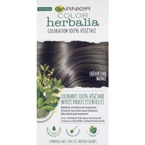 Garnier Color Herbalia - Coloration 100% végétale châtain clair naturel