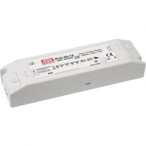 Mean well Driver LED PLC-30-12 12 V DC 2,5 A