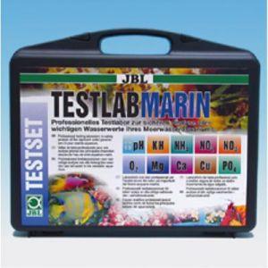 JBL Tests d'eau Testlab Marin coffret Aquariophilie eau de mer