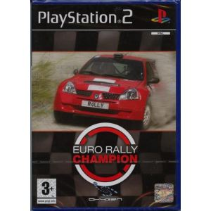 Euro Rally Champion sur PS2