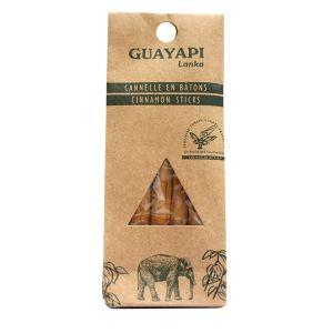 Guayapi Cannelle bâtons - 25 g - Lot de 4
