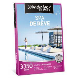 Wonderbox Spa de rêve - Coffret cadeau 3350 soins