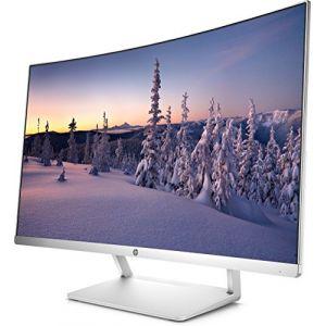 "HP Z4N74AA - Ecran LED 27"" Incurvé"