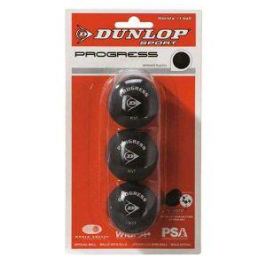Dunlop Progress 3 balls