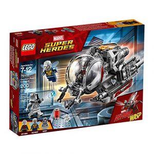 Lego 76109 - Marvel Super Heroes : A la découverte de Quantum Realm