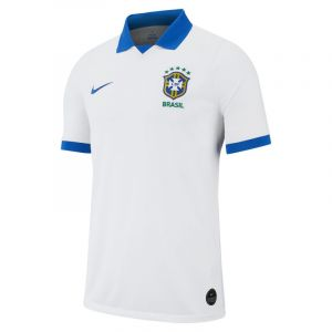 Nike Maillot Brasil Stadium 2019 pour Homme - Blanc - Couleur Blanc - Taille 2XL