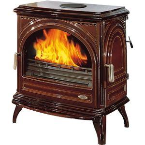 poele a bois godin emaille rubis comparer 35 offres. Black Bedroom Furniture Sets. Home Design Ideas