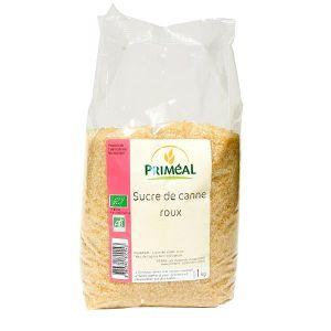 Priméal Sucre de Canne Roux 1 kg