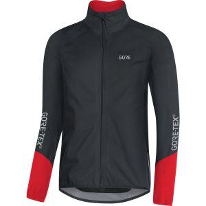 Gore Wear Veste C5 Gore-Tex Active - L black/red Vestes