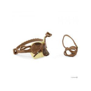 Schleich Set accessoires pour figurines cheval : Selle & bride Horse Club Sarah & Mystery