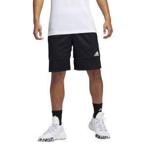 Adidas Bermuda 3G Spee Rev Noir / Blanc - Taille XL