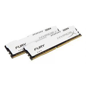 Kingston HyperX FURY DDR4 32 Go: 2 x 16 Go DIMM 288 broches - HX434C19FWK2/3