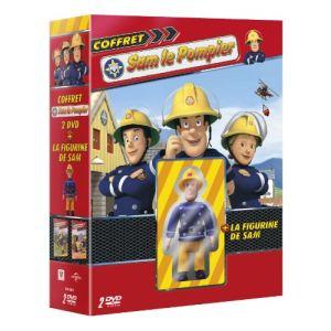 Coffret Sam le Pompier : Les règles de sécurité + La chasse au dinosaure