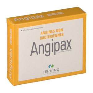 Lehning Angipax - 40 comprimé orodispersible