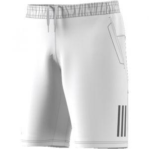 Adidas Short Short Club 3-Stripes 9-Inch blanc - Taille EU XXL,EU S,EU M,EU L,EU XL