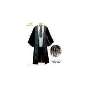 Cinereplicas Robe de sorcier Harry Potter Serpentard (taille S)