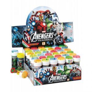 Flacon bulles de savon Avengers (60 ml)