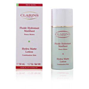 Clarins Fluide Hydratant Matifiant - Peaux mixtes