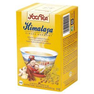 Yogi Tea Himalaya - Infusion ayurvédique 17 sachets