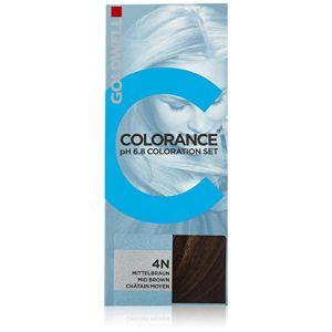 Goldwell Color Colorance PH 6,8 Coloration Set 4N Marron Moyen 1 Stk.