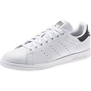 Adidas Stan Smith, Chaussures de Gymnastique Homme, Blanc Core Black/FTWR White, 37 1/3 EU