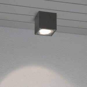 Konstsmide Plafonnier LED extérieur Cesena 6 W anthracite
