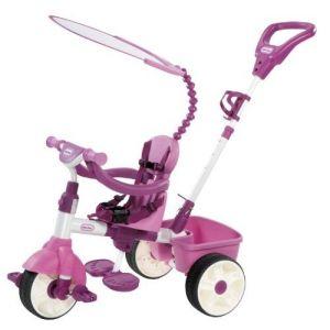 Image de Little tikes Tricycle évolutif 4 en 1
