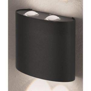 Osram Applique extérieure Endura Style UpDown Deco II - 11 W - Gris chaud