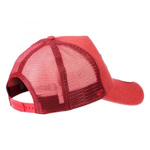New era Casquette Washed mlb trucker neyyan rouge - Taille Unique