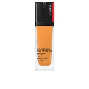 Shiseido Synchro Skin Self-refreshing - Fond de Teint - 420 - Bronze - SPF 30