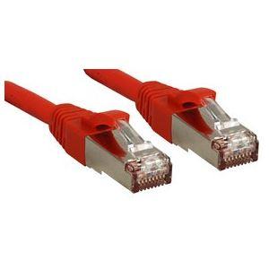 Lindy 45625 - Câble réseau patch cat.6 S/FTP PIMF Premium sans halogène 5m