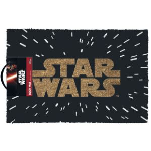 Pyramid International Paillasson Hyperspace with Logo Star Wars (40 x 60 cm)