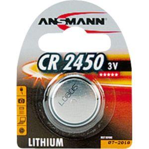 Ansmann CR 2450 3V - Pile bouton lithium