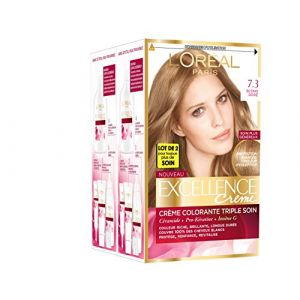 L'Oréal Excellence Crème 7.3 Blond Doré