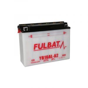 Fulbat Batterie moto YB16AL-A2 12V / 16Ah