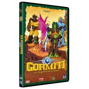 Gormiti - Saison 1 - Volume 3 : Les Seigneurs de la Nature !