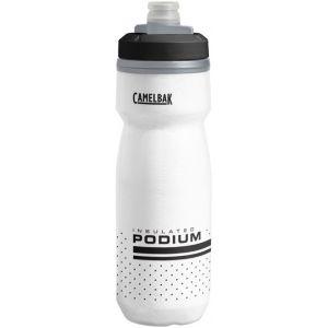 Camelbak Bidon isotherme Podium Chill 620 ml Blanc/Noir