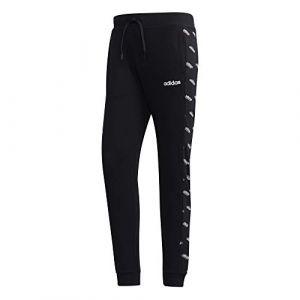 Adidas Pantalon - M fav ts tp knt - Noir Homme XXL
