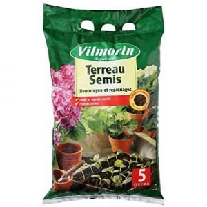 Vilmorin Terreau semis bouturages et repiquages sac de 5 litres
