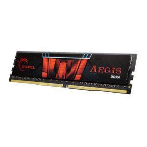 G.Skill F4-2133C15D-16GIS - Barrette mémoire Aegis 16 Go (2 x 8 Go) DDR4 2133 MHz CL15
