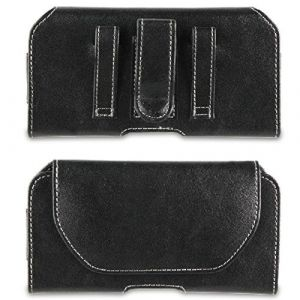 Muvit Etui Universel Horizontal Passant Clip Taille XXXL pour Samsung Galaxy Note 3/4/iPhone 6 Plus