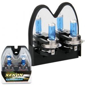 2 X H7 Hid Ampoule Lampe Xénon Halogène 100w 6000k 12v Blanc Voiture - Occasion