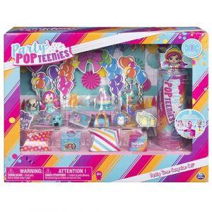 Coffret de fête à 3 poupées Party Popteeniees