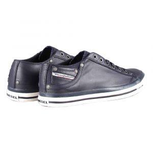 """Diesel """" Magnete Exposure Low I-Sneaker, Sneakers Basses Homme, Bleu"""