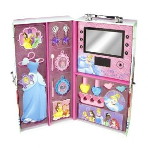 Markwins Mallette armoire de maquillage Princesses Disney